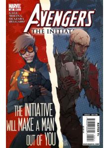 Comics 2009-12 Avengers The Initiative 29