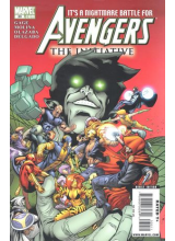 Комикс 2010-01 Avengers The Initiative 30