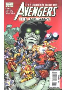 Comics 2010-01 Avengers The Initiative 30