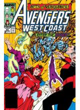 Комикс 1989-12 Avengers West Coast 53