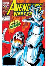 Комикс 1992-12 Avengers West Coast 89