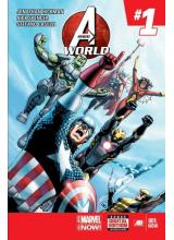 Комикс 2014-03 Avengers World 1