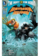 Комикс 2014-05 Batman and Robin 29