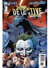 Комикс 2011-11 Batman Detective Comics 1