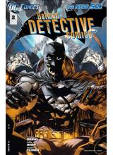 Комикс 2011-12 Batman Detective Comics 2