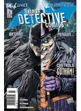 Комикс 2012-03 Batman Detective Comics 5
