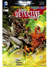 Комикс 2012-09 Batman Detective Comics 11