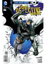 Комикс 2012-11 Batman Detective Comics 0