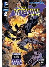 Комикс 2012 Batman Detective Comics Annual 1