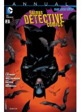 Комикс 2013 Batman Detective Comics Annual 2