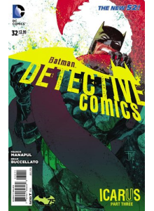 Комикс 2014-08 Batman Detective Comics 32