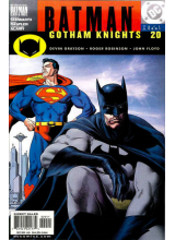 Комикс 2001-10 Batman - Gotham Knights 20