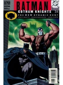 Комикс 2002-12 Batman - Gotham Knights 34