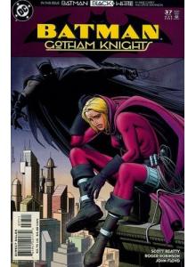 Комикс 2003-03 Batman - Gotham Knights 37