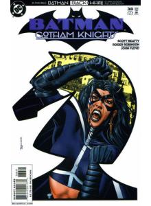 Комикс 2003-04 Batman - Gotham Knights 38
