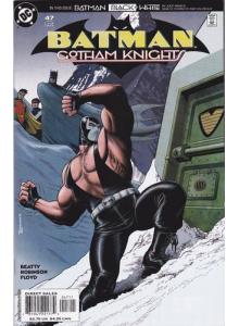 Комикс 2004-01 Batman - Gotham Knights 47