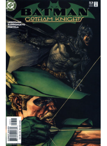 Комикс 2004-07 Batman - Gotham Knights 53