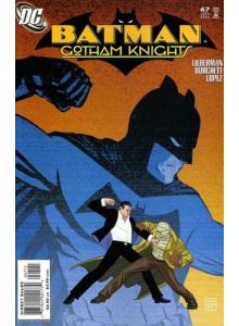 Комикс 2005-09 Batman - Gotham Knights 67