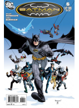 Комикси 2011-06 Batman Incorporated 6
