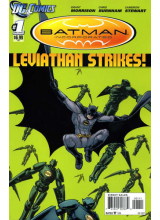 Комикси 2012-02 Batman Incorporated 1 Leviathan Strikes