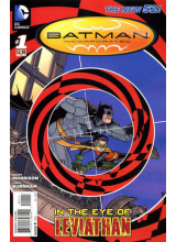 Комикси  2012-07 Batman Incorporated 1