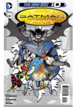 Комикси 2012-11 Batman Incorporated 0