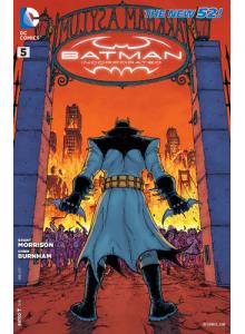 Комикси 2013-01 Batman Incorporated 5