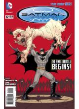 Комикси 2013-08 Batman Incorporated 12