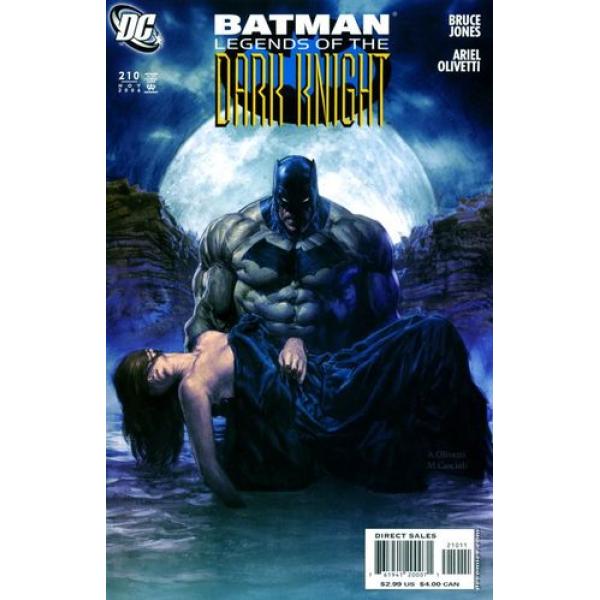 Comics 2006-11 Batman Legends of The Dark Knight 210 1