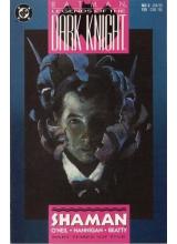 Комикс 1990-01 Batman Legends of The Dark Knight 3