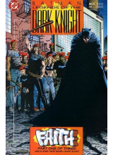 Комикс 1991-08 Batman Legends of The Dark Knight 21