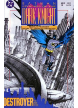 Комикс 1992-02 Batman Legends of The Dark Knight 27
