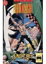 Комикс 1993-09 Batman Legends of The Dark Knight 51