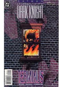 Комикс 1994-09 Batman Legends of The Dark Knight 64