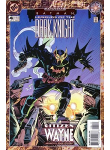 Комикс 1994 Batman Legends of The Dark Knight Annual 4