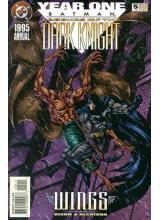Комикс 1995 Batman Legends of The Dark Knight Annual 5