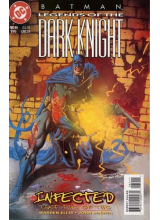 Комикс 1996-07 Batman Legends of The Dark Knight 84