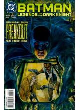 Комикс 1997-03 Batman Legends of The Dark Knight 92