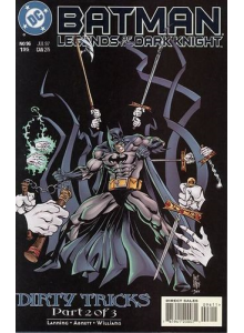 Комикс 1997-07 Batman Legends of The Dark Knight 96