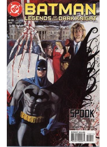 Комикс 1998-01 Batman Legends of The Dark Knight 102