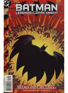 Комикс 1999-05 Batman Legends of The Dark Knight 117