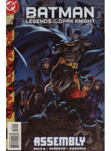Комикс 1999-08 Batman Legends of The Dark Knight 120