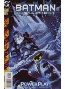 Комикс 1999-09 Batman Legends of The Dark Knight 121