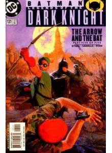 Комикс 2000-07 Batman Legends of The Dark Knight 131