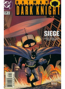 Комикс 2000-10 Batman Legends of The Dark Knight 134