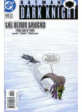 Комикс 2001-07 Batman Legends of The Dark Knight 143