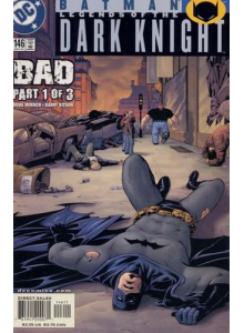 Комикс 2001-10 Batman Legends of The Dark Knight 146
