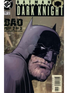 Комикс 2001-11 Batman Legends of The Dark Knight 147