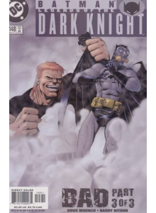 Комикс 2001-12 Batman Legends of The Dark Knight 148