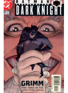 Комикс 2002-03 Batman Legends of The Dark Knight 151